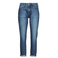 Textil Ženy Rifle rovné Pepe jeans VIOLET Modrá