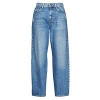 Textil Ženy Rifle rovné Pepe jeans DOVER Modrá / Světlá