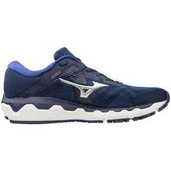Boty Ženy Běžecké / Krosové boty Mizuno Wave Horizon 4 Tmavomodré