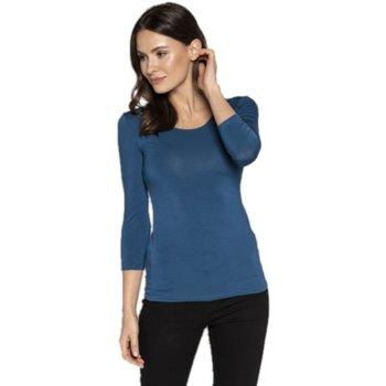 Babell Trička s dlouhými rukávy Dámské tričko Manati indygo - ruznobarevne