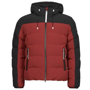 Textil Muži Prošívané bundy Emporio Armani EA7 TRAINING CASUAL SPORTY Černá / Červená