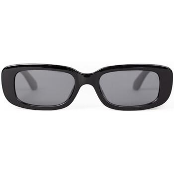 Hodinky & Bižuterie Muži sluneční brýle Jacker Sunglasses Černá