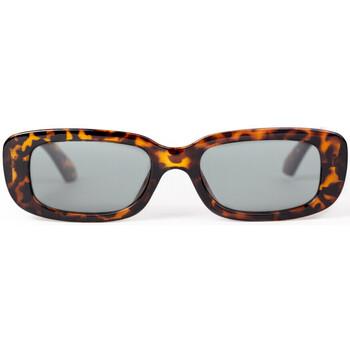 Hodinky & Bižuterie Muži sluneční brýle Jacker Sunglasses Hnědá