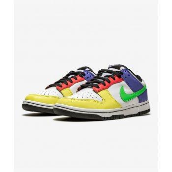 Boty Nízké tenisky Nike Dunk Low Green Strike Multi-Color/Multi-Color