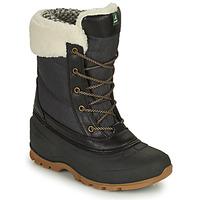 Boty Ženy Zimní boty KAMIK SNOWPEARL Černá