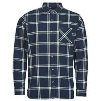 Textil Muži Košile s dlouhymi rukávy Rip Curl CHECKED OUT L/S FLANNEL Modrá