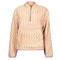 Textil Ženy Fleecové bundy Rip Curl DRIFTER POLAR FLEECE Růžová