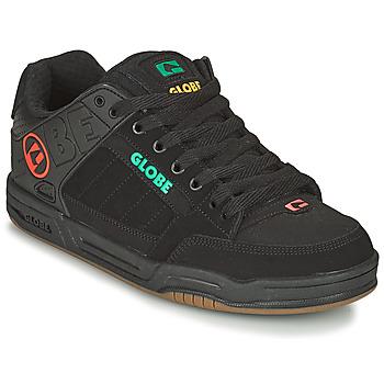 Boty Muži Skejťácké boty Globe TILT Černá / Modrá / Oranžová