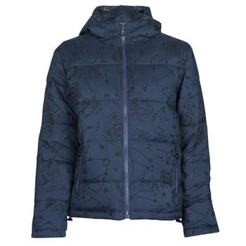 Textil Ženy Prošívané bundy Desigual STELLAR Tmavě modrá