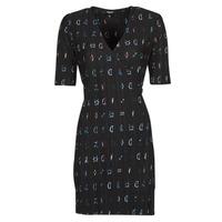 Textil Ženy Krátké šaty Desigual SOLE Černá