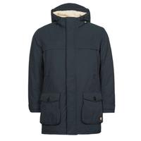 Textil Muži Kabáty Armor Lux PARKA HERITAGE Tmavě modrá