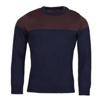 Textil Muži Svetry Armor Lux PULL MARIN REVISITE Modrá