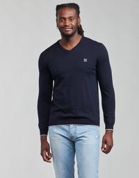 Textil Muži Svetry Oxbow POPIVEGA Tmavě modrá