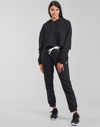 Textil Ženy Teplákové kalhoty Champion HEAVY ORGANIC COTTON POLY FLEECE Černá