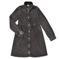 Textil Dívčí Krátké šaty Pepe jeans FLORIDA DRESS Černá
