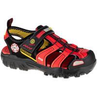 Boty Děti Sportovní sandály Skechers Damager III Sandal Červená