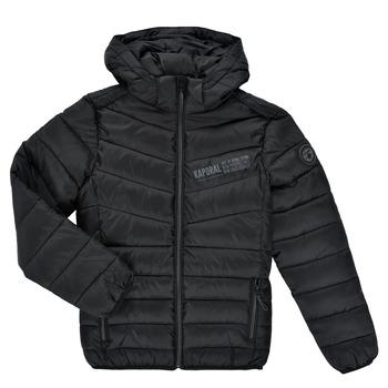 Textil Chlapecké Prošívané bundy Kaporal JOLYM Černá