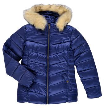 Textil Dívčí Prošívané bundy Kaporal BETTI Tmavě modrá