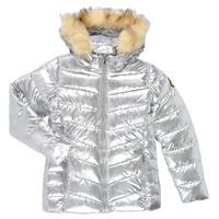 Textil Dívčí Prošívané bundy Kaporal BLAZE Stříbřitá