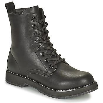 Boty Ženy Kotníkové boty Café Noir ETELA Černá