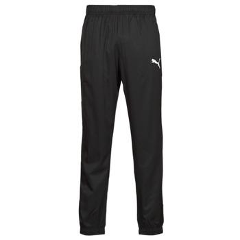Textil Muži Teplákové kalhoty Puma ESS ACTIVE WOVEN PANT Černá