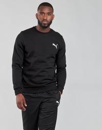 Textil Muži Mikiny Puma ESS CREW SWEAT FL Černá
