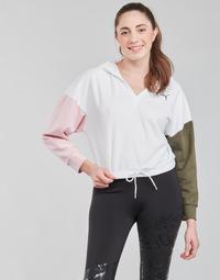 Textil Ženy Mikiny Puma MODERN SPORT HOODIE Bílá