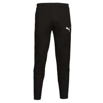 Textil Muži Teplákové kalhoty Puma EVOSTRIPE CORE FZ PANT Černá
