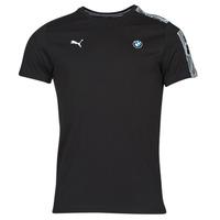 Textil Muži Trička s krátkým rukávem Puma BMW MMS T7 TEE Černá