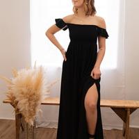 Textil Ženy Společenské šaty Céleste PATCHOULI Černá