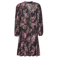 Textil Ženy Krátké šaty One Step FT30101 Černá