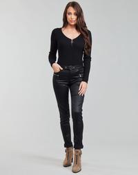 Textil Ženy Kapsáčové kalhoty Morgan PBIKER Černá