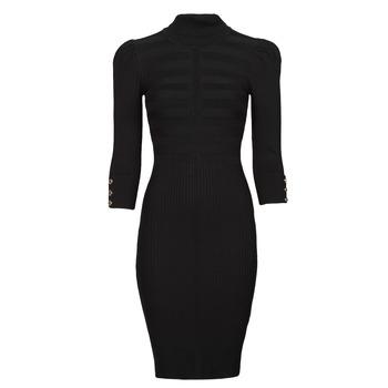 Textil Ženy Krátké šaty Morgan RMTO Černá