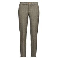 Textil Ženy Kapsáčové kalhoty Freeman T.Porter CLAUDIA PONGO Šedá
