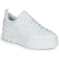 Boty Ženy Nízké tenisky Puma MAYZE Bílá