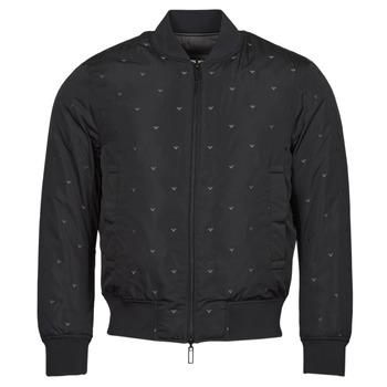 Textil Muži Bundy Emporio Armani 6K1B96 Černá