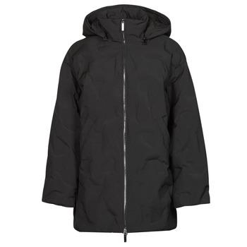 Textil Ženy Prošívané bundy Emporio Armani 6K2B94 Černá