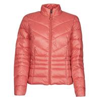 Textil Ženy Prošívané bundy Vero Moda VMSORAYAZIP Růžová