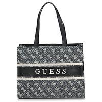 Taška Ženy Velké kabelky / Nákupní tašky Guess MONIQUE TOTE Černá