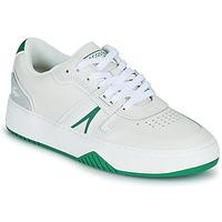 Boty Ženy Nízké tenisky Lacoste L001 0321 1 SFA Bílá / Zelená