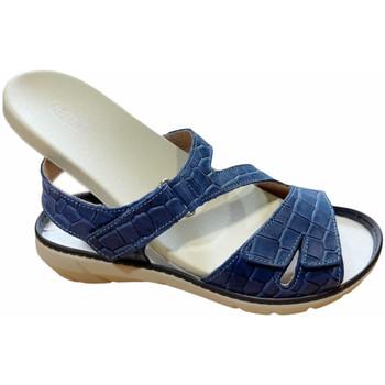 Boty Ženy Sandály Calzaturificio Loren LOQ6973blu blu