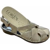 Boty Ženy Sandály Calzaturificio Loren LOM2867tor tortora