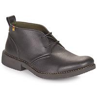 Boty Muži Kotníkové boty El Naturalista YUGEN Černá