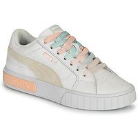 Boty Ženy Nízké tenisky Puma CALI STAR Bílá