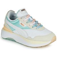 Boty Ženy Nízké tenisky Puma CRUISE RIDER Bílá