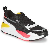 Boty Ženy Nízké tenisky Puma XRAY2 SQUARE Černá / Bílá / Růžová