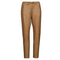 Textil Ženy Kapsáčové kalhoty Oakwood GIFT Velbloudí hnědá