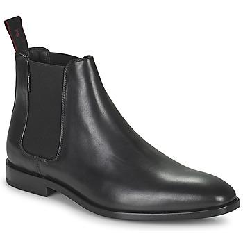 Boty Muži Kotníkové boty Paul Smith GERLAD Černá