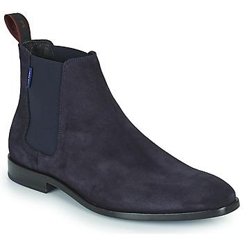 Boty Muži Kotníkové boty Paul Smith GERLAD Modrá