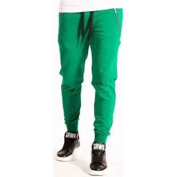 Textil Muži Teplákové kalhoty Takeshy Kurosawa  Zelená